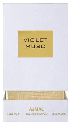 Парфюмерная вода Ajmal Violet Musc Eau De Parfum 100 мл
