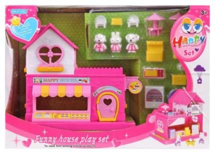 Кукольный домик Наша Игрушка Домик Сладкоежки SL32563