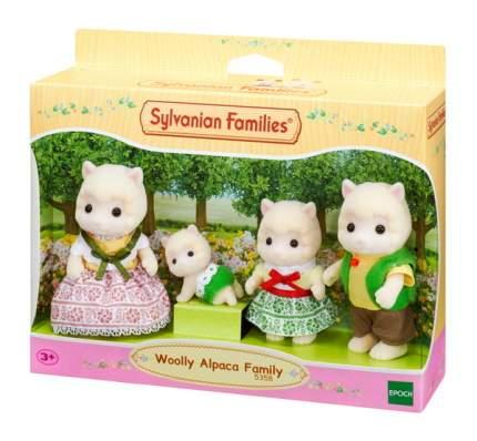 Игровой набор Sylvanian Families Семья Альпака 5358