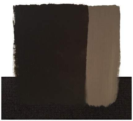 Масляная краска Maimeri Classico ван дейк коричневый 20 мл
