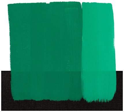 Масляная краска Maimeri Artisti зеленый изумрудный 40 мл
