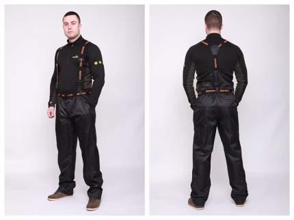 Брюки для рыбалки Norfin Peak Pants, черные, S INT, 168-174 см