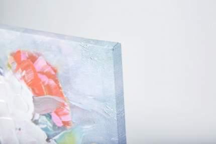 Репродукция 40x50 см Hoff Пионы в вазе