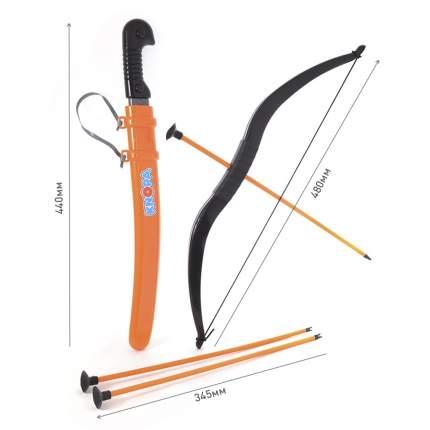 Набор оружия Кочевник сабля, лук, 3 стрелы Knopa 87016