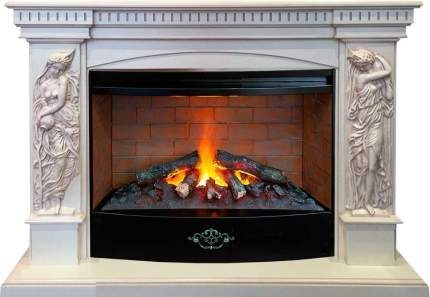 Деревянный портал для камина Real-Flame Diva 33 WT