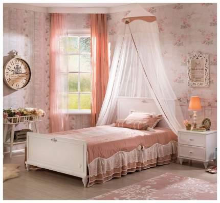 Детская кровать Cilek Romantica Белый