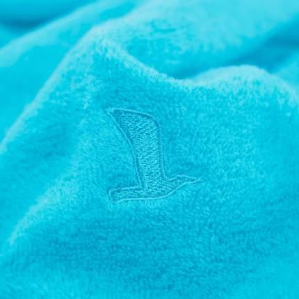 Банное полотенце, полотенце универсальное Move SUPERWUSCHEL голубой