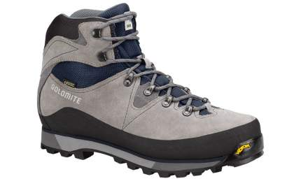 Ботинки Dolomite Zermatt GTX, graphite grey/orchre red, 10 UK