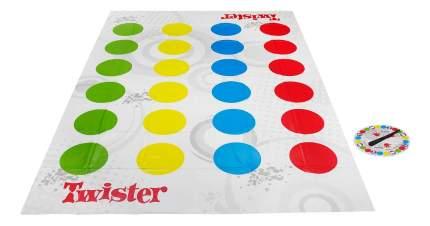 Семейная настольная игра твистер