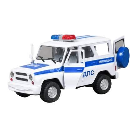 Полицейская Машинка Технопарк UAZ ДПС Полиция