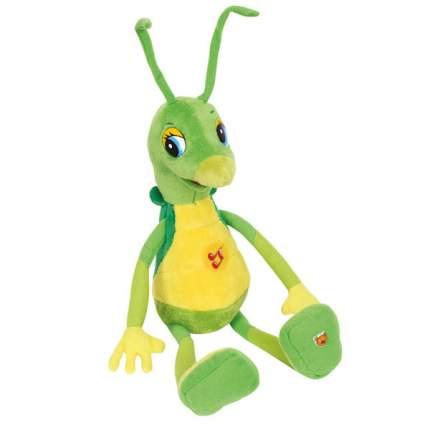 Мягкая игрушка Мульти-Пульти Кузнечик кузя (лунтик и его друзья)28 см
