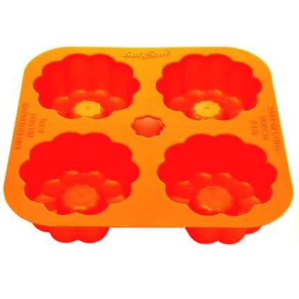 Форма для выпекания SoftBowl Camomile 118