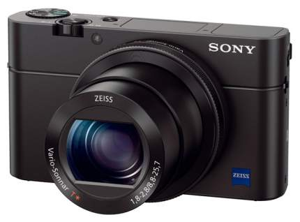 Фотоаппарат компактный премиум Sony DSC-RX100 IV Black