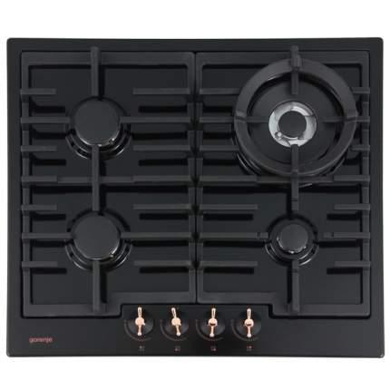 Встраиваемая варочная панель газовая Gorenje GW6NINB Black