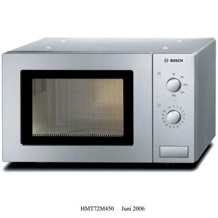 Микроволновая печь соло Bosch HMT72M450R silver