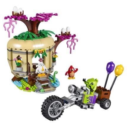 Конструктор LEGO Angry Birds Кража яиц с Птичьего острова (75823)