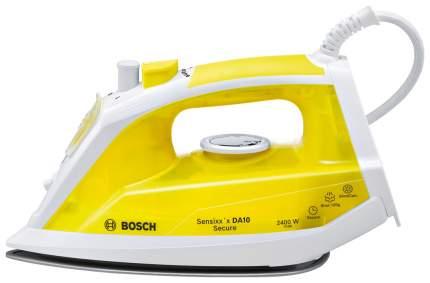 Утюг Bosch TDA1024140 White/Yellow