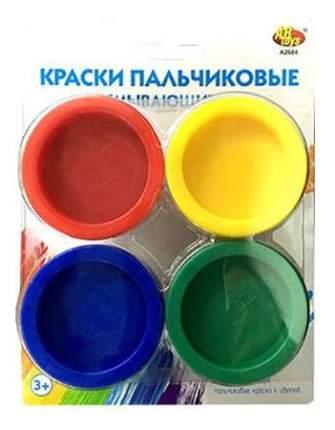 Краски пальчиковые смывающиеся a2684