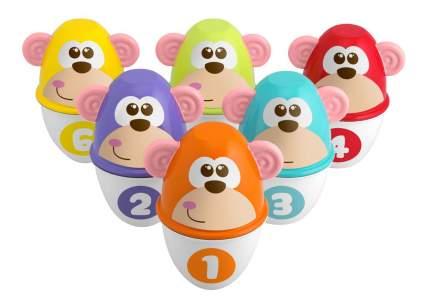 Игрушка набор для боулинга monkey strike