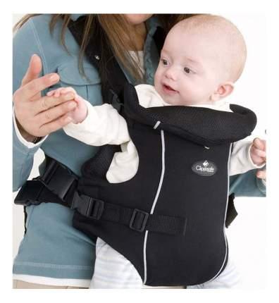 Рюкзак-переноска для детей carramio, черный