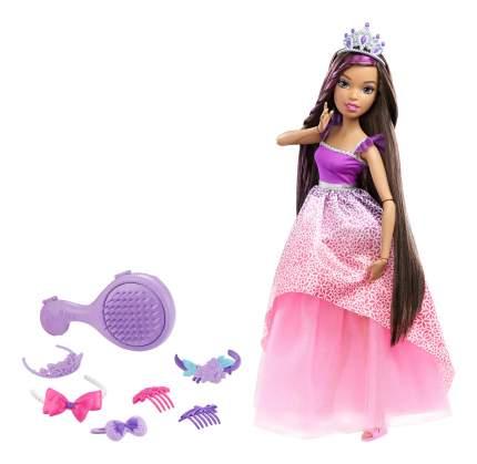 Кукла Barbie большого размера с длинными волосами DRJ31 DPK21
