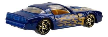 Машинка Hot Wheels 7 Pontiac Firebird 5785 DTX83