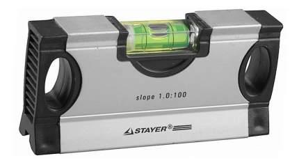 Уровень пузырьковый Stayer 34732-1,5
