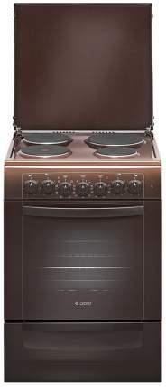 Электрическая плита GEFEST ЭПНД 6140-02 0001 Brown
