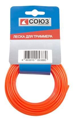 Леска для триммера Союз ТЛ3535-2,4-4-100