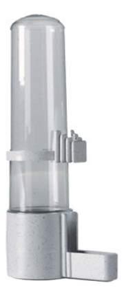 Поилка для птиц Savic, серый, 2,5х14,5 см, в упаковке 2 шт