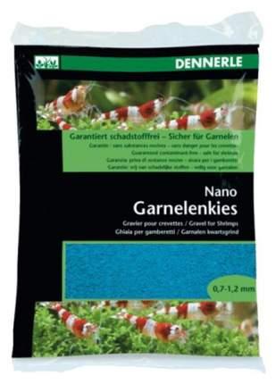 NANO SHRIMPS GRAVEL Нано гравий для креветок лазурно-синий 0,7-1,2мм2кг