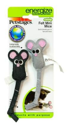 Мягкая игрушка для кошек Petstages, Фетр 2шт