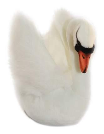 Мягкая игрушка Hansa Creation белый Лебедь 32 см