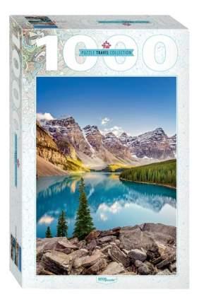 Пазл Step Puzzle Озеро в горах
