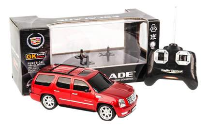 Машинка пластиковая радиоуправляемая GK 1: 24 Cadillac Escalade красный