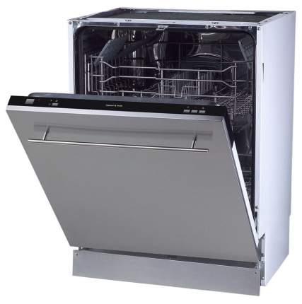 Встраиваемая посудомоечная машина 60 см Zigmund & Shtain DW 139.6005 X