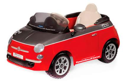 Электромобиль PEG-PEREGO Fiat 500 Red (ED1161)