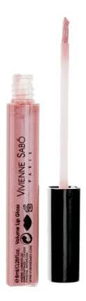 Блеск для губ Vivienne Sabo Champs Elysees тон 102 Светло-розовый