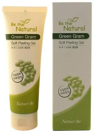 Пилинг для лица Enprani Natuer Be The Natural Green Gram Soft Peeling Gel 120 мл