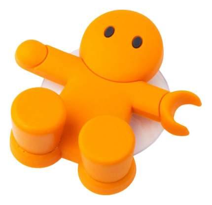 Держатель для зубной щётки Amico оранжевый