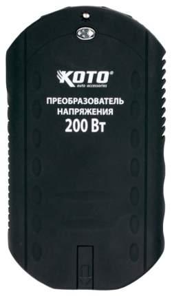 Автомобильный преобразователь напряжения KOTO 12В-220В 12V-502
