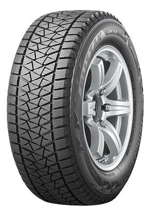 Шины Bridgestone Blizzak DM-V2 265/50 R20 107T