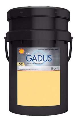 Специальная смазка для автомобиля Shell Gadus S2 OG 40 18 кг