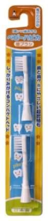 Сменная насадка для зубной щетки Evyl для детей от 1 года до 6 лет 2 шт BRT-7B