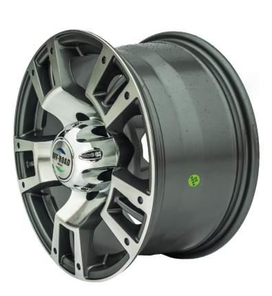 Колесные диски OFF-ROAD Wheels R16 8J PCD5x139.7 ET0 D110 (A1680-53910GMP+0)