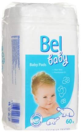 Ватные диски Bel Baby 60 шт