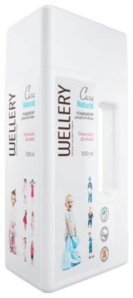 Кондиционер Wellery Care Natural для детского белья 1000 мл