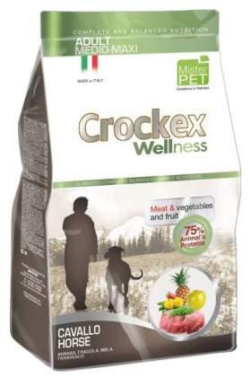 Сухой корм для собак Crockex Wellness Adult Medio-Maxi, кролик, рис, 12кг