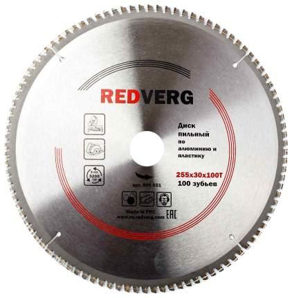 Диск пильный RedVerg 6621269 800651