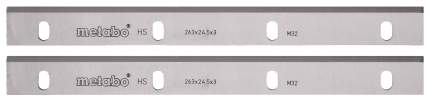 Ножи для строгального станка Metabo 911030721